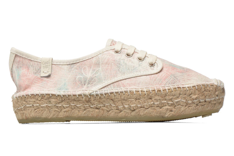 Zapatos con cordones Coolway Juttie Multicolor vistra trasera