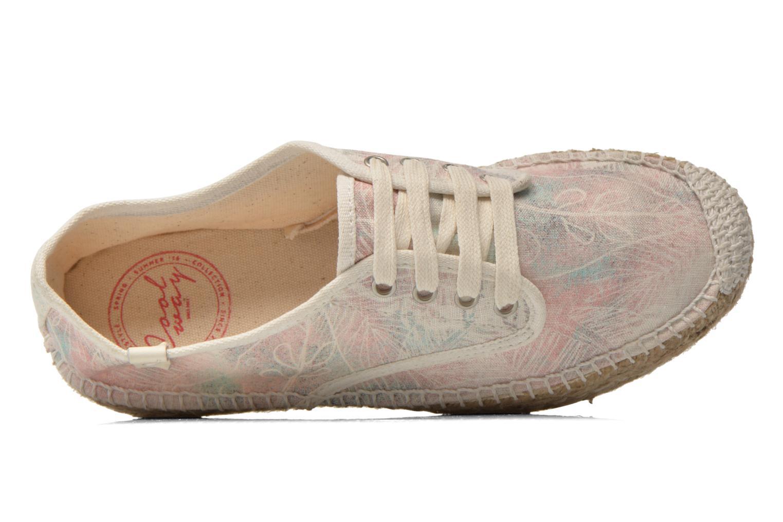 Zapatos con cordones Coolway Juttie Multicolor vista lateral izquierda