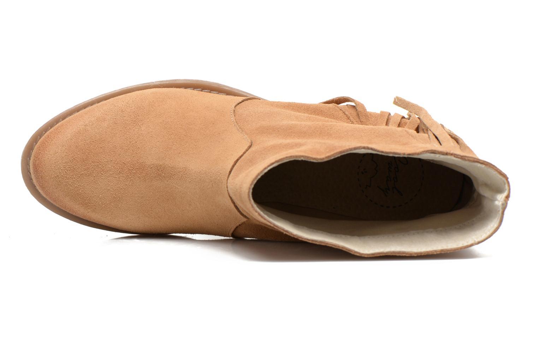 Boots en enkellaarsjes Coolway Naomi Bruin links