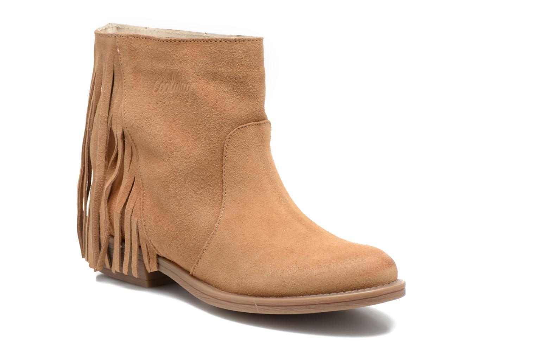 Bottines et boots Coolway Naomi Marron vue détail/paire
