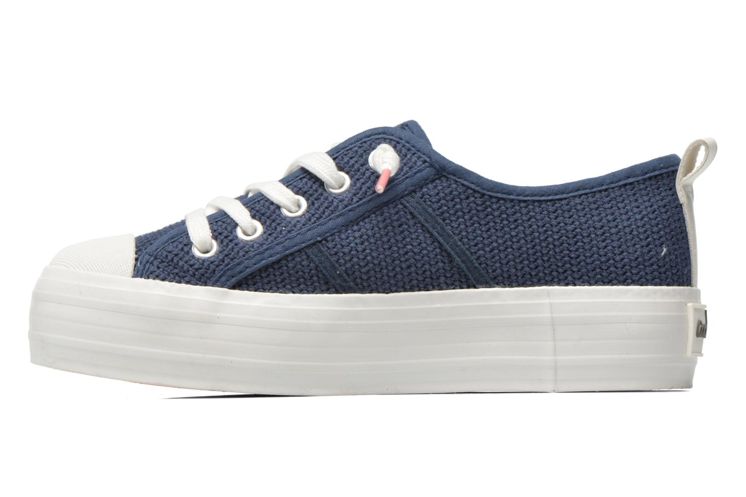 Trainers Coolway tavi Blue front view