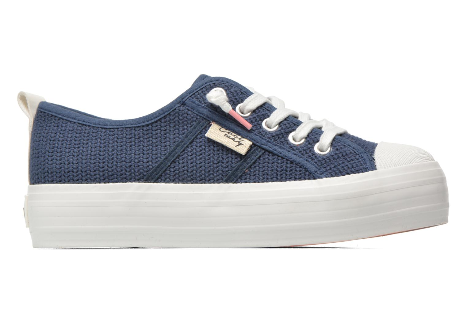 Trainers Coolway tavi Blue back view