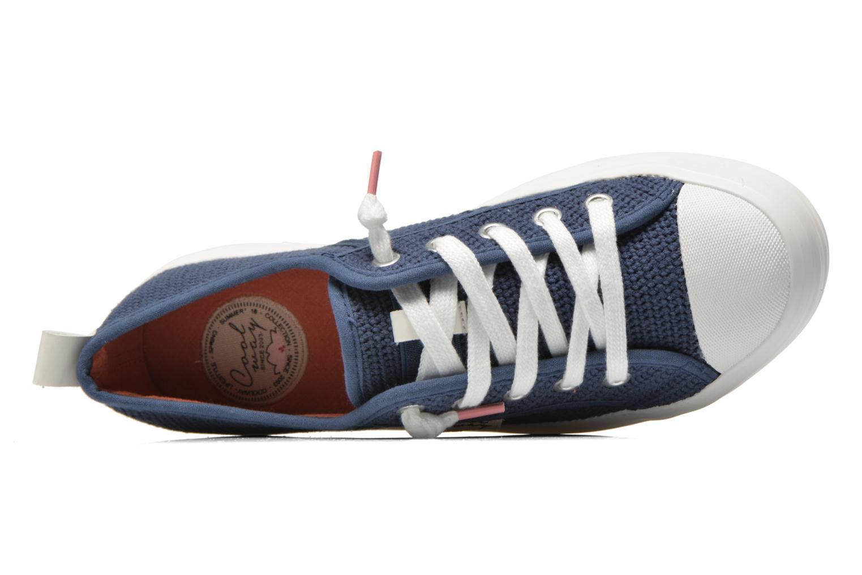 Baskets Coolway tavi Bleu vue gauche