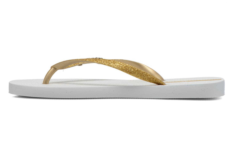 Zehensandalen Ipanema Lolita III gold/bronze ansicht von vorne