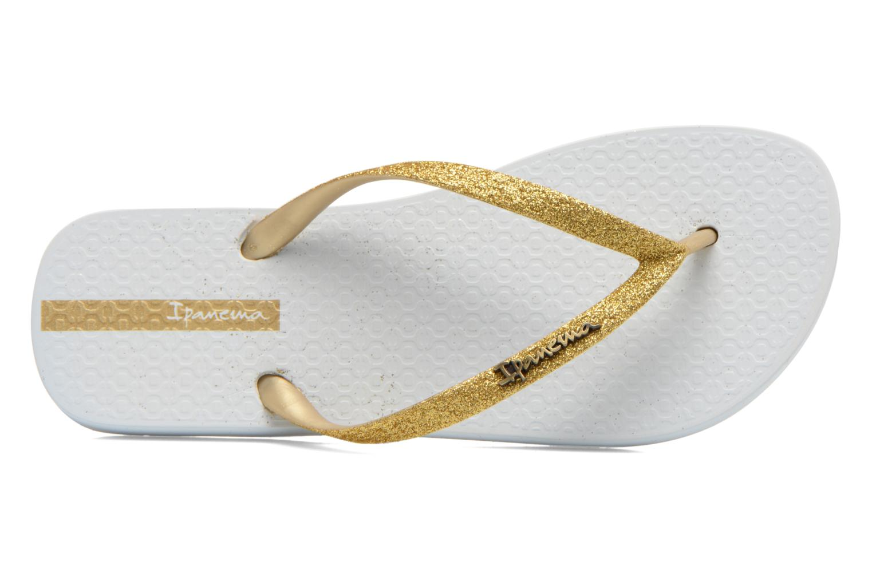 Slippers Ipanema Lolita III Goud en brons links