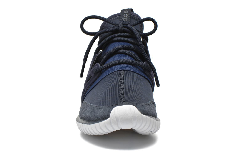 Blacry/Blacry/Blacry Adidas Originals Tubular Radial (Blanc)