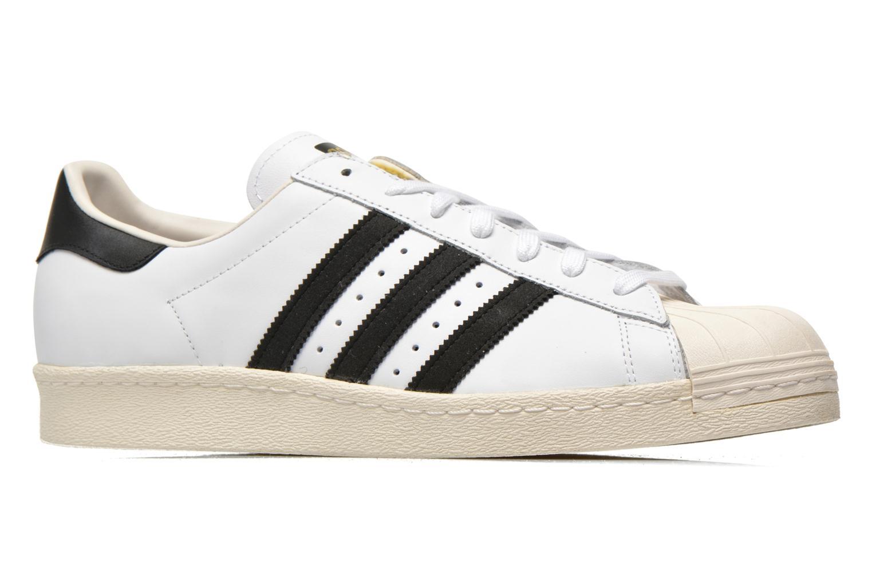 Sneakers Adidas Originals Superstar 80S Bianco immagine posteriore