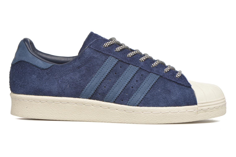 Baskets Adidas Originals Superstar 80S Bleu vue derrière