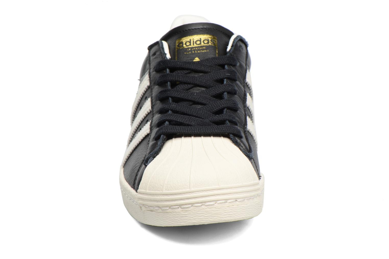 Sneakers Adidas Originals Superstar 80S Zwart model