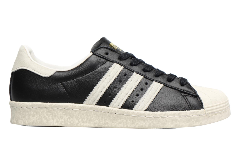 Sneakers Adidas Originals Superstar 80S Zwart achterkant