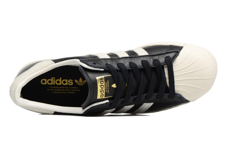 Sneakers Adidas Originals Superstar 80S Zwart links