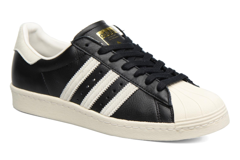 Sneakers Adidas Originals Superstar 80S Zwart detail