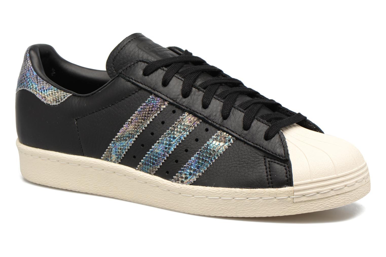 Deportivas Adidas Originals Superstar 80S Negro vista de detalle / par