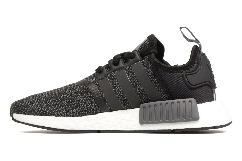 Sneaker Adidas Originals Nmd_R1 W schwarz ansicht von vorne