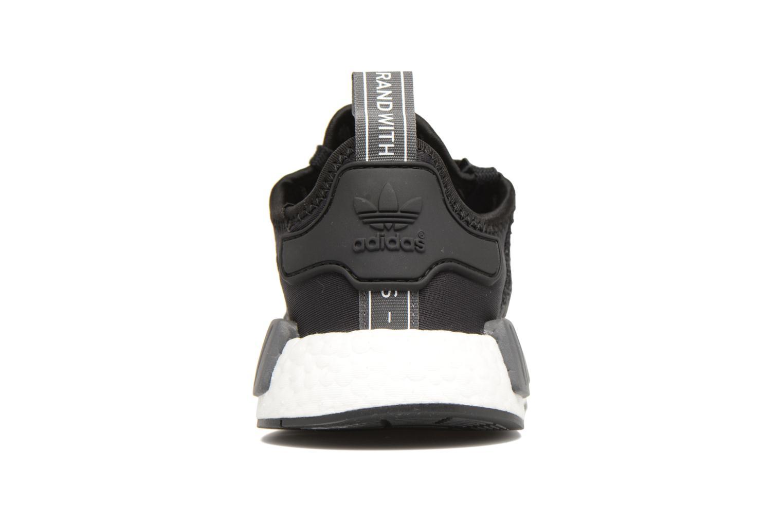Sneaker Adidas Originals Nmd_R1 W schwarz ansicht von rechts