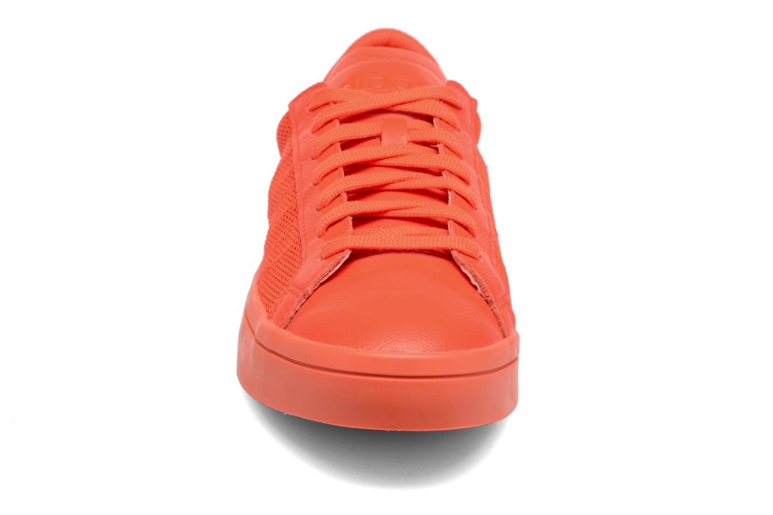 SOLBRI/SOLBRI/SOLBRI Adidas Originals Court Vantage H (Orange)
