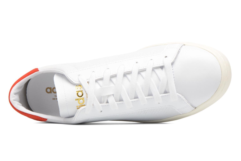 Deportivas Adidas Originals Court Vantage H Blanco vista lateral izquierda