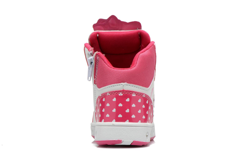 Baskets Hello Kitty Hk Beway Light Rose vue droite
