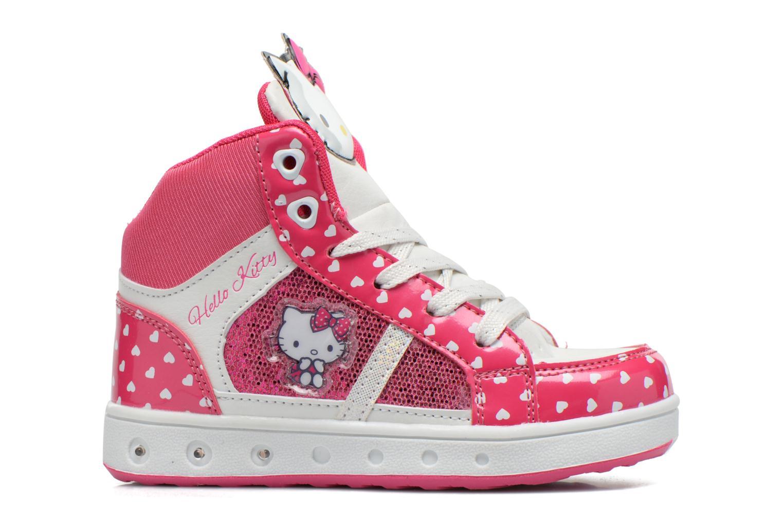 Baskets Hello Kitty Hk Beway Light Rose vue derrière