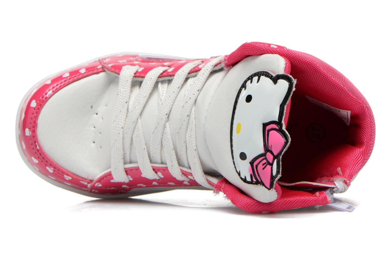 Baskets Hello Kitty Hk Beway Light Rose vue gauche