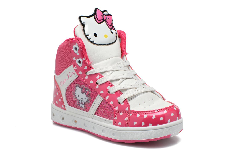 Baskets Hello Kitty Hk Beway Light Rose vue détail/paire