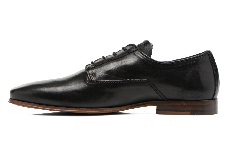 Chaussures à lacets Kost Grahamy Noir vue face