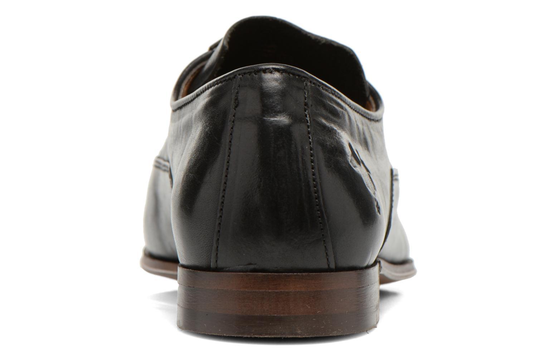 Chaussures à lacets Kost Grahamy Noir vue droite