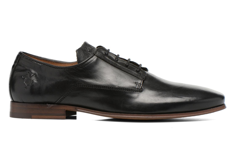 Chaussures à lacets Kost Grahamy Noir vue derrière