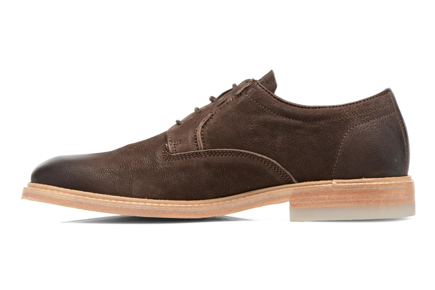 Chaussures à lacets Kost Mayall Marron vue face