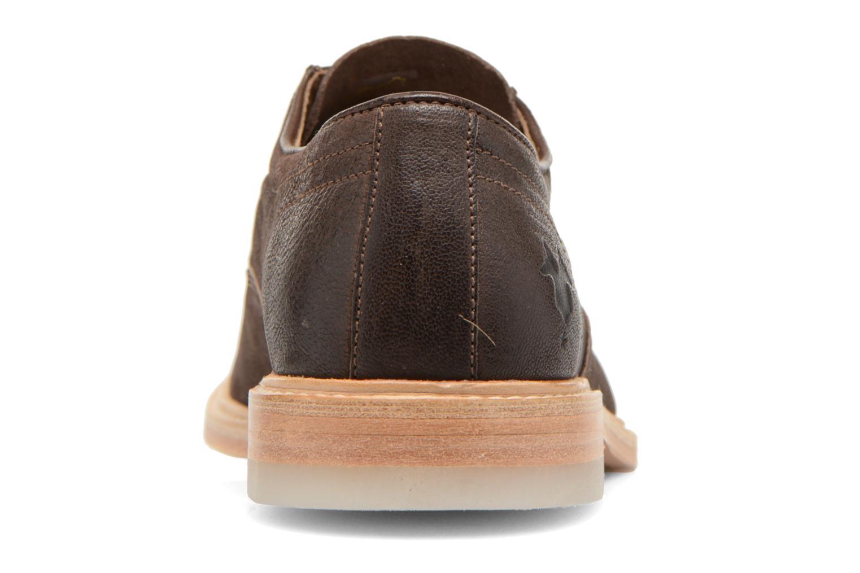 Chaussures à lacets Kost Mayall Marron vue droite