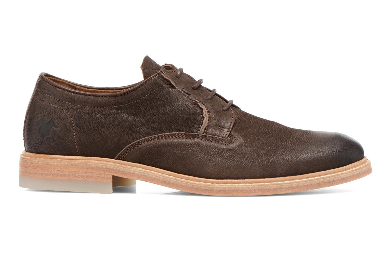 Chaussures à lacets Kost Mayall Marron vue derrière