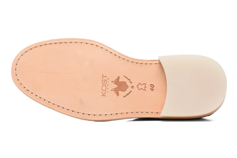 Chaussures à lacets Kost Mayall Marron vue haut