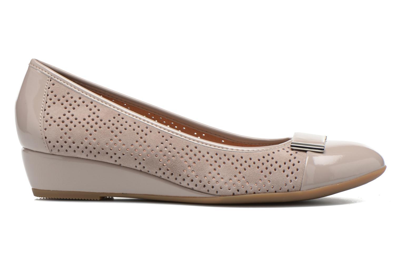High heels Stonefly Maggie II 2 Beige back view