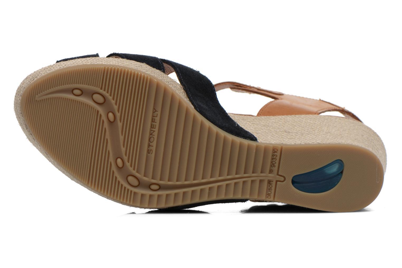 Sandales et nu-pieds Stonefly Marlene 22 Multicolore vue haut