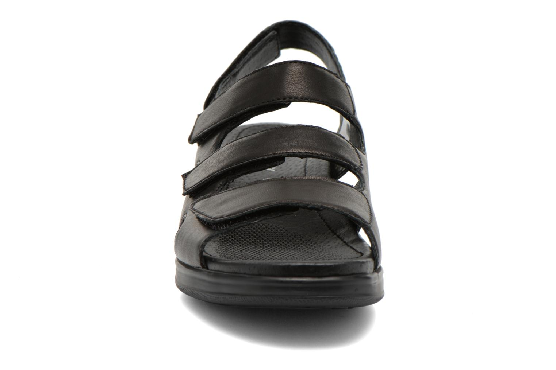 Sandales et nu-pieds Stonefly Aqua II 25 Noir vue portées chaussures