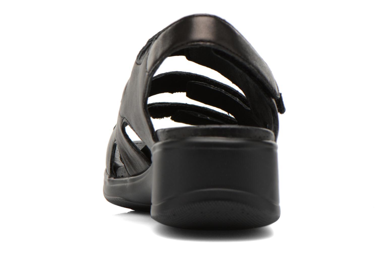 Sandales et nu-pieds Stonefly Aqua II 25 Noir vue droite