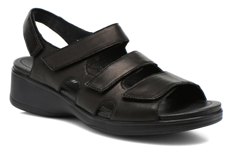Sandales et nu-pieds Stonefly Aqua II 25 Noir vue détail/paire