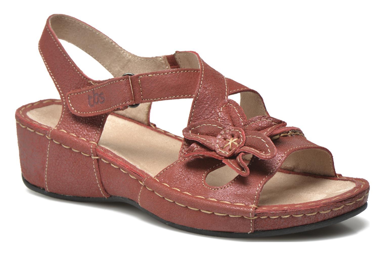 Zapatos promocionales TBS Easy Walk Vorael (Vino) - Sandalias   Cómodo y bien parecido