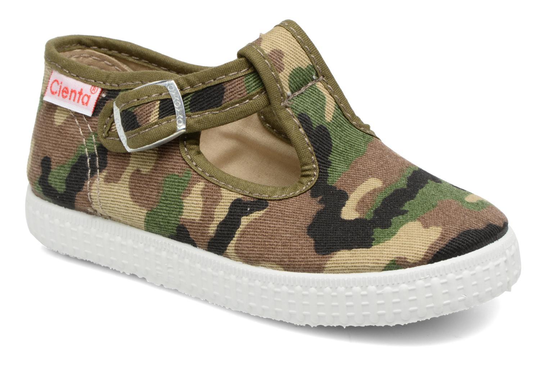 Sneakers Cienta Foliv Verde vedi dettaglio/paio