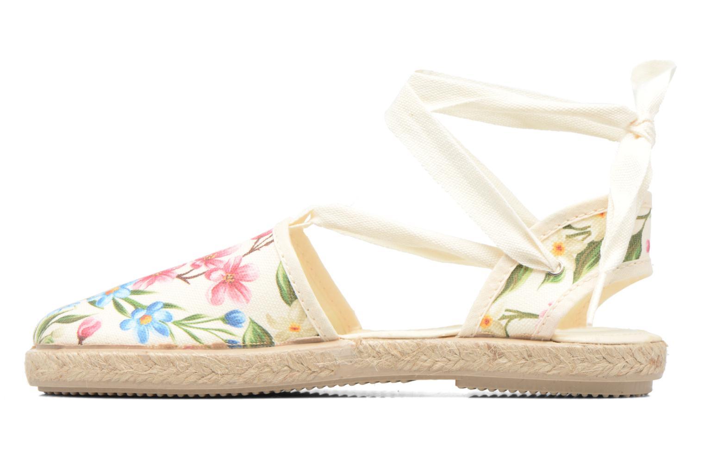 Sandals Cienta Alicia White front view