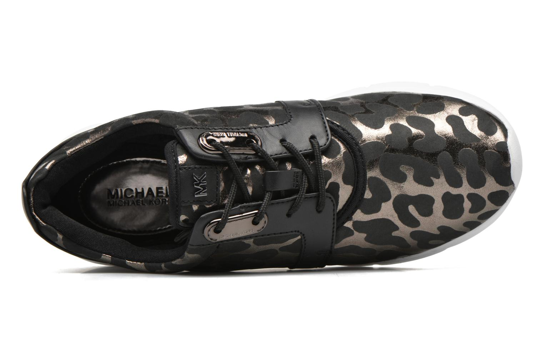 Amanda Trainer 934 Leopard Black Gun