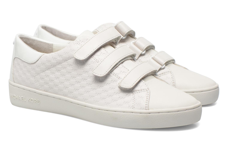 Baskets Michael Michael Kors Craig Sneaker Blanc vue 3/4