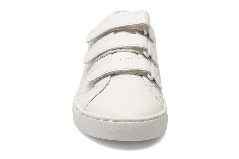 Baskets Michael Michael Kors Craig Sneaker Blanc vue portées chaussures
