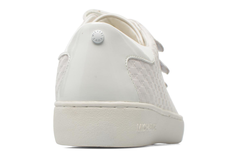 Baskets Michael Michael Kors Craig Sneaker Blanc vue droite