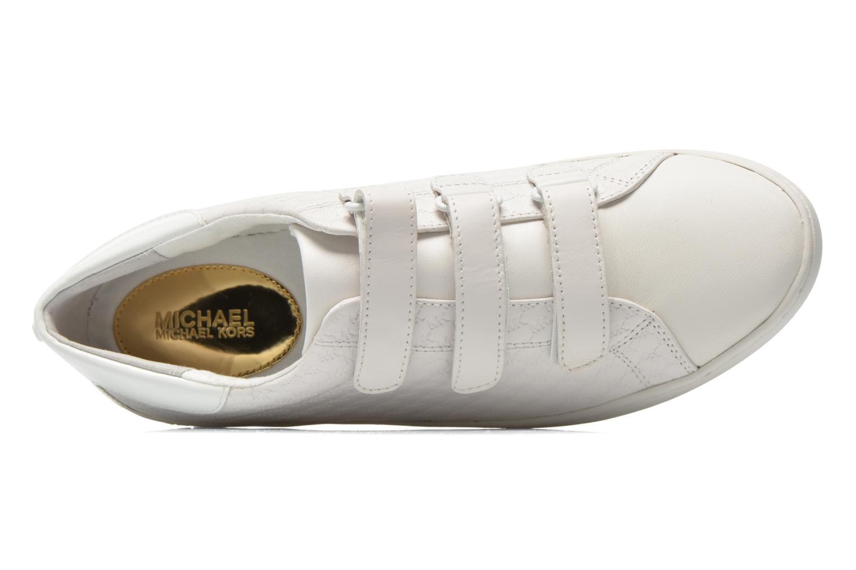 Baskets Michael Michael Kors Craig Sneaker Blanc vue gauche