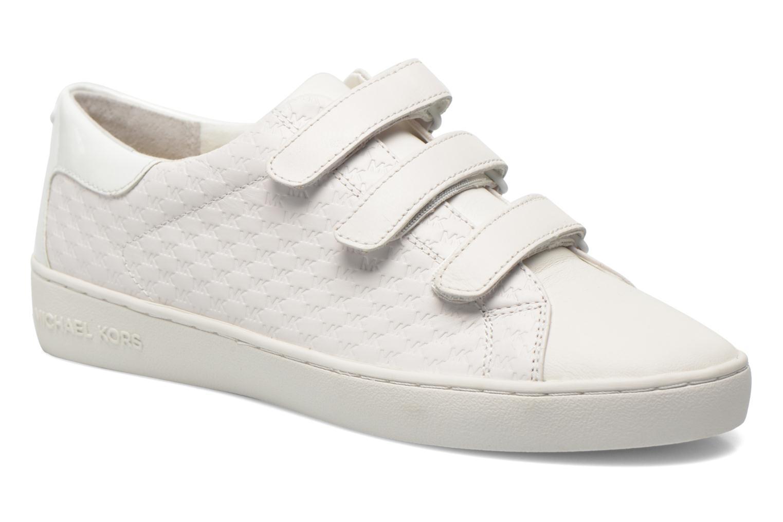 Baskets Michael Michael Kors Craig Sneaker Blanc vue détail/paire