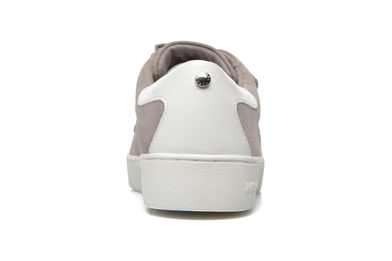 Baskets Michael Michael Kors Craig Sneaker Gris vue droite