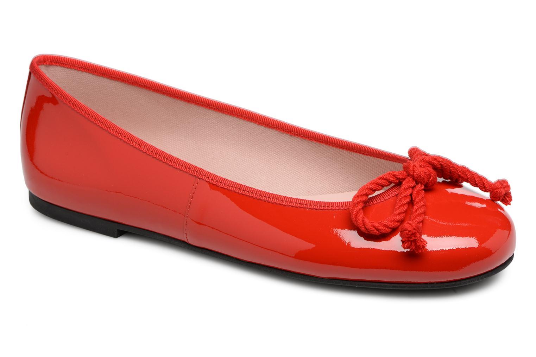 Zapatos promocionales Pretty Ballerinas Rosario (Rojo) - Bailarinas   Los últimos zapatos de descuento para hombres y mujeres