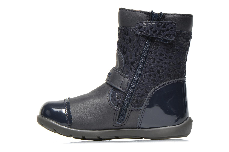 Stiefeletten & Boots Geox B Kaytan G.A 2 blau ansicht von vorne