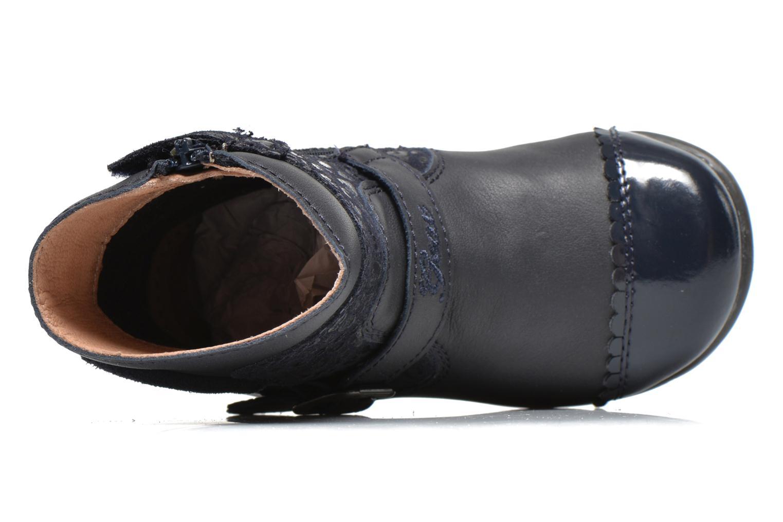 Stiefeletten & Boots Geox B Kaytan G.A 2 blau ansicht von links